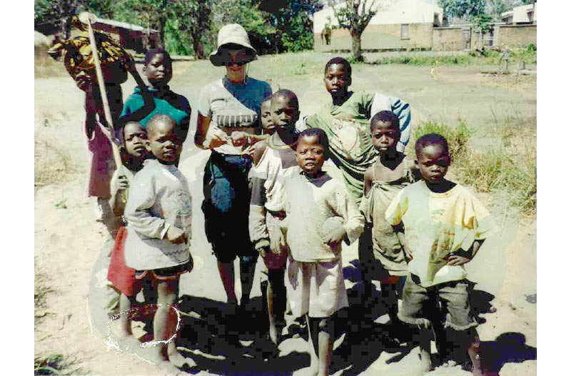 Posing-with-Uganda-students